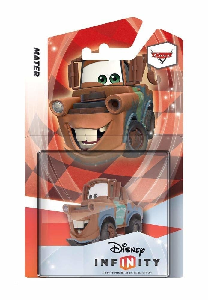 Disney Infinity Character  Mater DELETED LINE Video Game Toy - Spil-disney Infinity - Merchandise - Disney Interactive Studios - 8717418381059 - August 22, 2013