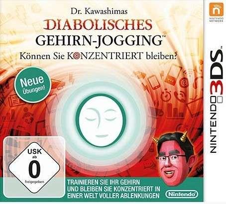Dr.Kawashimas diabol.,N3DS.2223740 -  - Bøger -  - 0045496523060 -