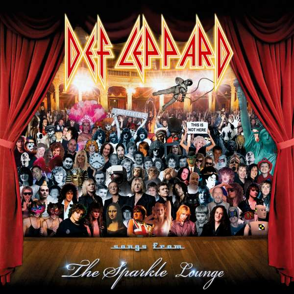 Songs From The Sparkle Lounge - Def Leppard - Musik - UMC/MERCURY - 0602508180064 - June 11, 2021
