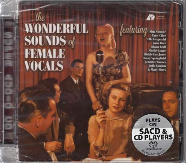 Wonderful Sounds Of Female Vocalists - V/A - Musik - ANALOGUE PRODUCTIONS - 0753088122064 - July 31, 2018