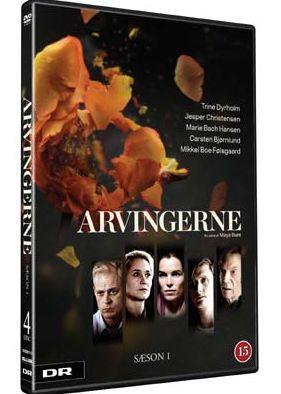Arvingerne - Sæson 1 -  - Film -  - 5705535051064 - September 25, 2014