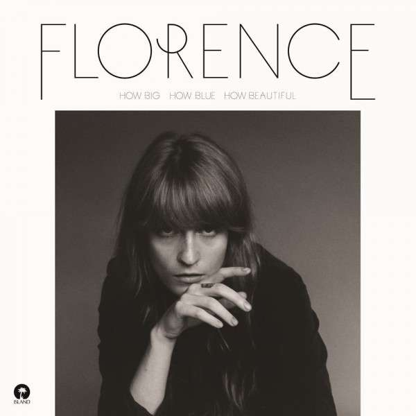 How Big, How Blue, How Beautiful - Florence + The Machine - Musik - ISLAND - 0602547236067 - 1/6-2015