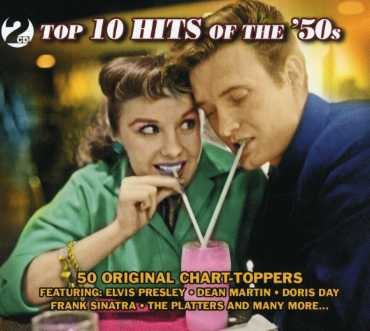 Top 10 Hits of the 50's - V/A - Musik - NOT NOW - 5060143492068 - February 14, 2008