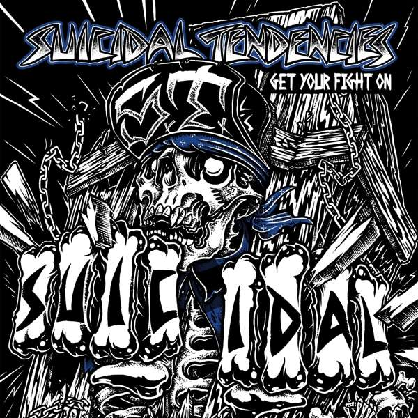 Get Your Fight On! - Suicidal Tendencies - Musik - SUICIDAL RECORDS - 5060463415068 - 30/3-2018