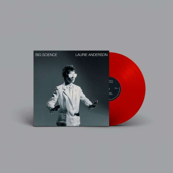 Big Science (Limited Red Vinyl) - Laurie Anderson - Musik - WARNER - 0075597918069 - 9/4-2021