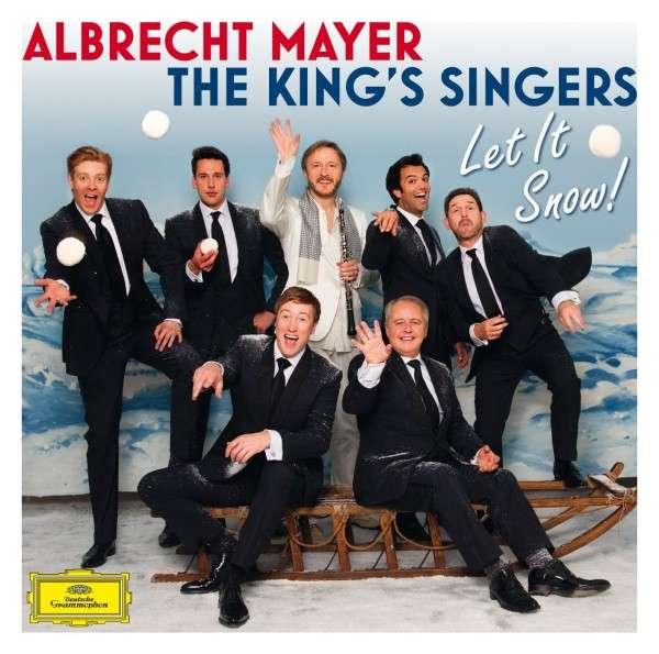 Let it Snow - Albrecht Mayer & The King's Singers - Musik - Deutsche Grammophon - 0028947919070 - November 18, 2013