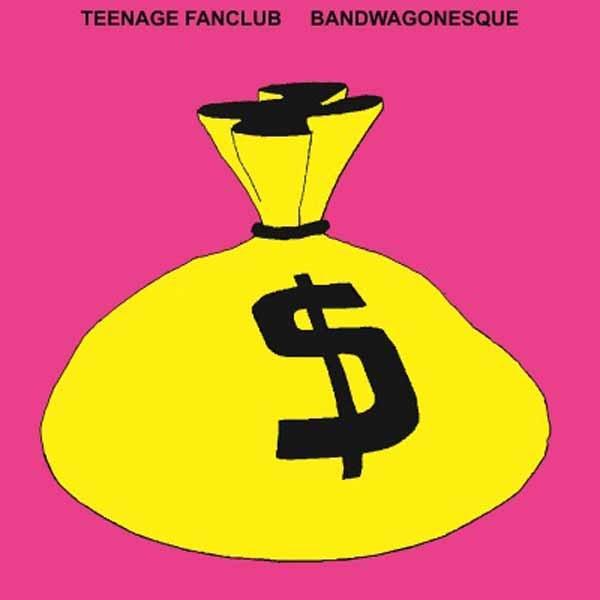 Bandwagonesque - Teenage Fanclub - Musik - ROCK / POP - 8713748982072 - 31. juli 2015
