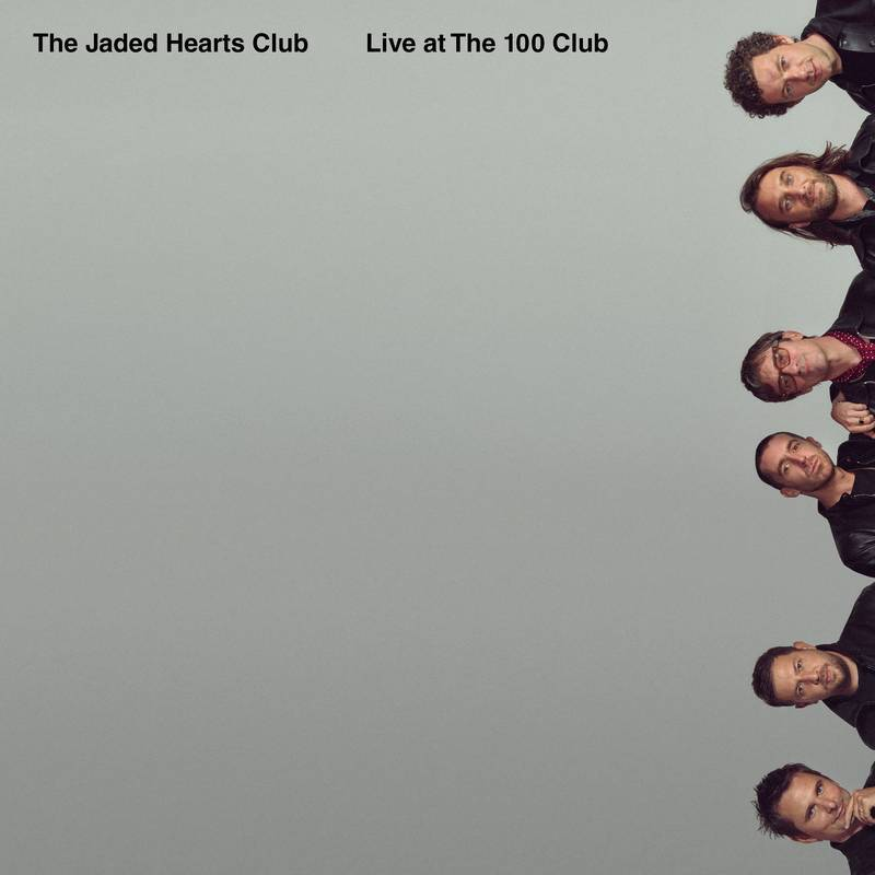 Live at The 100 Club - The Jaded Hearts Club - Musik - BMG Rights Management LLC - 4050538667073 - June 12, 2021