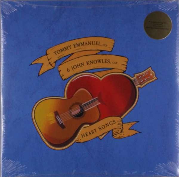 Heart Songs / Heart Songs - Tommy Emmanuel & John Knowles - Musik - POP - 0752830544079 - January 11, 2019