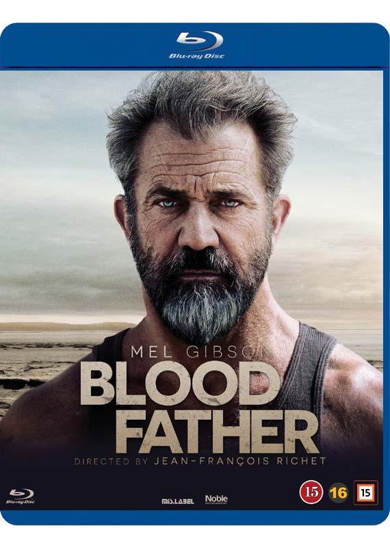Blood Father - Mel Gibson - Film -  - 5705535057080 - 29/9-2016