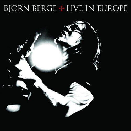 Live in Europe - Bjorn Berge - Musik - BLUE MOOD - 7033662065080 - 15/12-2016