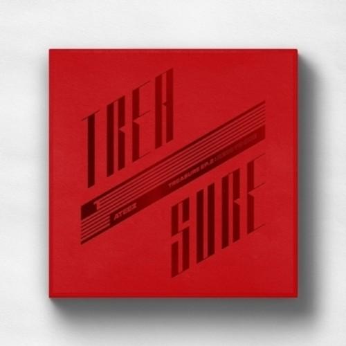 Treasure Ep.2.. -cd+book- - Ateez - Musik - KQ ENTERTAINMENT - 8809603549082 - June 10, 2020