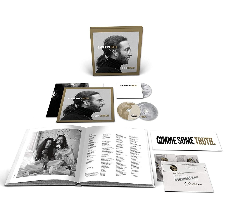Gimme Some Truth. - John Lennon - Musik -  - 0602435002088 - October 9, 2020