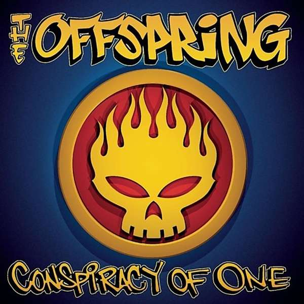 Conspiracy of One - Offspring - Musik - CAROLINE - 0602507484088 - 9/4-2021