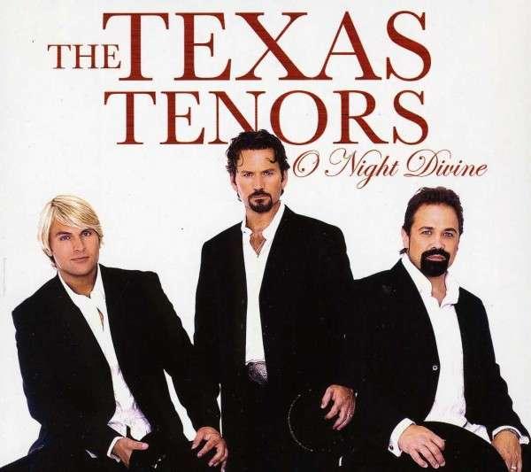 O Night Divine - Texas Tenors - Musik - CD Baby - 0045635361089 - November 16, 2013