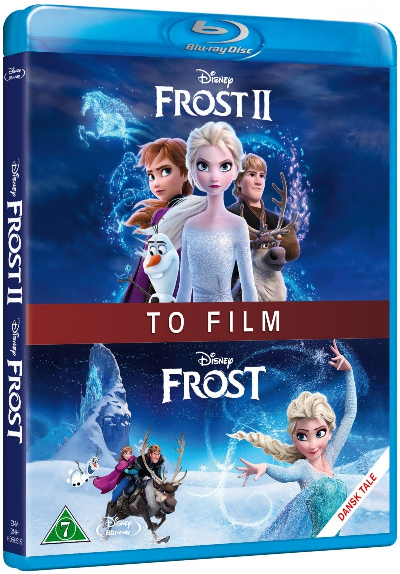 Frost + Frost 2 -  - Film - Disney - 8717418560089 - May 22, 2020