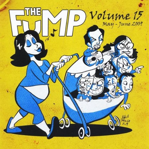 Fump (May-june 2009) 15 / Various - Fump (May-june 2009) 15 / Various - Musik -  - 0753182256092 - August 11, 2009
