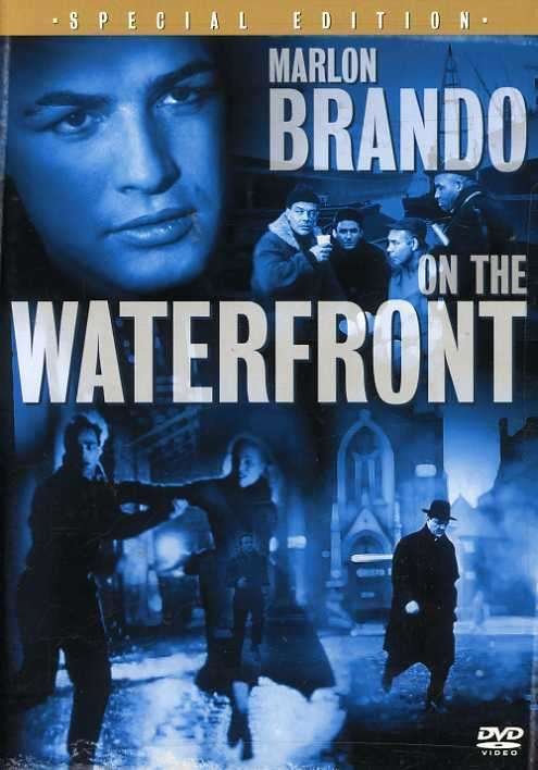 On the Waterfront - On the Waterfront - Film - DRAMA - 0043396784093 - October 23, 2001
