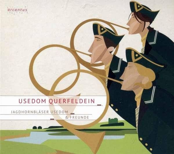 Usedom Querfeldein - Oliver Kersken - Musik - ARCANTUS - 4260412810093 - October 11, 2017