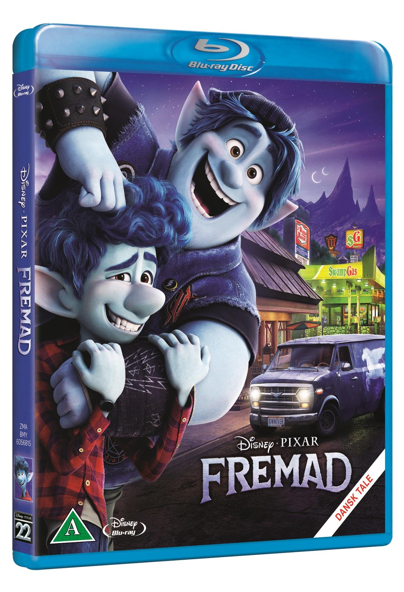 Fremad (Onward) -  - Film -  - 8717418564094 - 6/7-2020