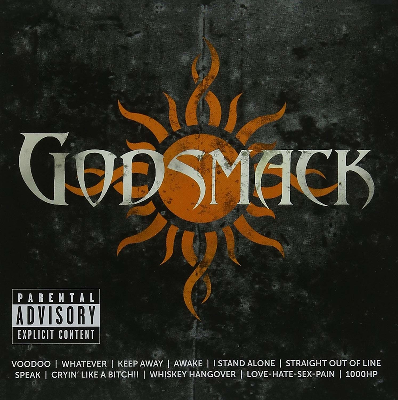 Icon - Godsmack - Musik - ROCK - 0602567503095 - June 8, 2018