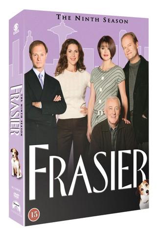Sæson 09 - Frasier (Tv-serie) - Film - PARAMOUNT - 7332431029095 - 27/1-2009