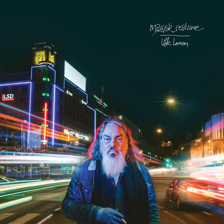 Magisk Realisme (Lilla vinyl) - Uffe Lorenzen - Musik - Bad Afro - 4059251407096 - September 11, 2020
