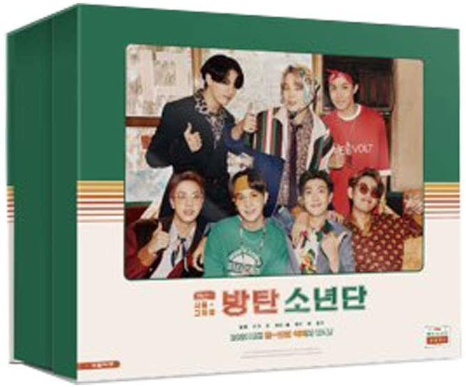 2021 SEASON'S GREETINGS - BTS - Merchandise - Big Hit Entertainment - 8809375122100 - 21/12-2020