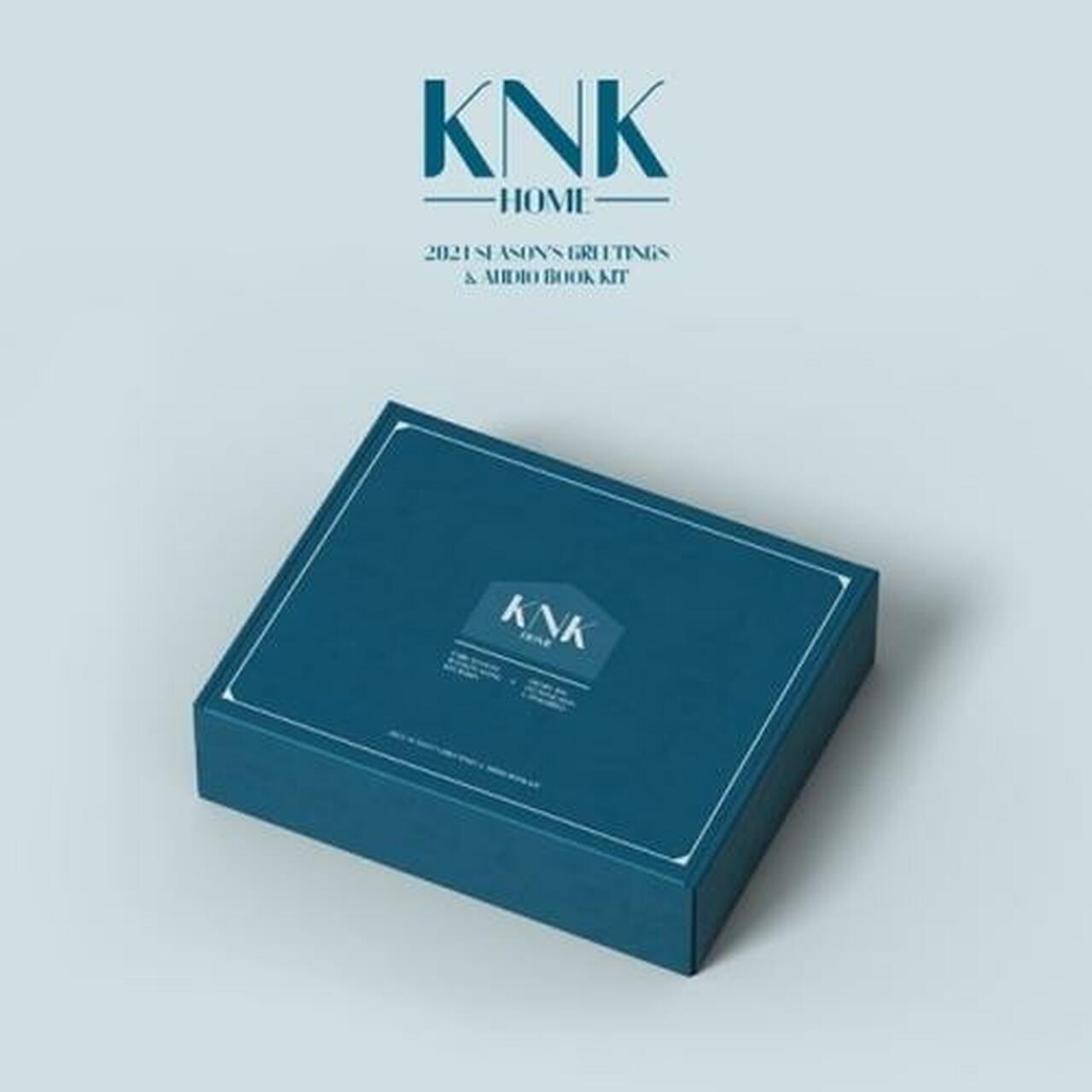 2021 SEASON'S GREETINGS & AUDIO BOOK KIT - KNK - Merchandise -  - 8809708832102 -