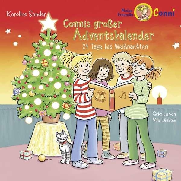 K.sander: Connis Gro?er Adventskalender 2020 - Conni - Musik - KARUSSELL - 0602508946103 - November 13, 2020