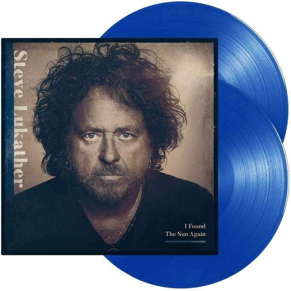 I Found the Sun Again - Steve Lukather - Musik - PLAYERS CLUB - 0810020503104 - 26/2-2021