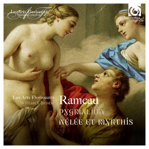 Pygmalion - J.P. Rameau - Musik - HARMONIA MUNDI - 3149020138106 - May 20, 2016
