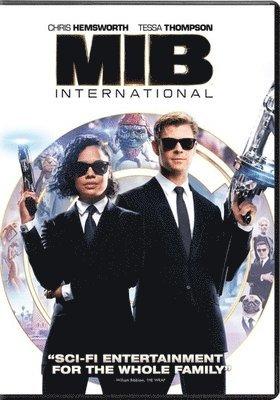 Men in Black: International - Men in Black: International - Film -  - 0043396551107 - 3/9-2019