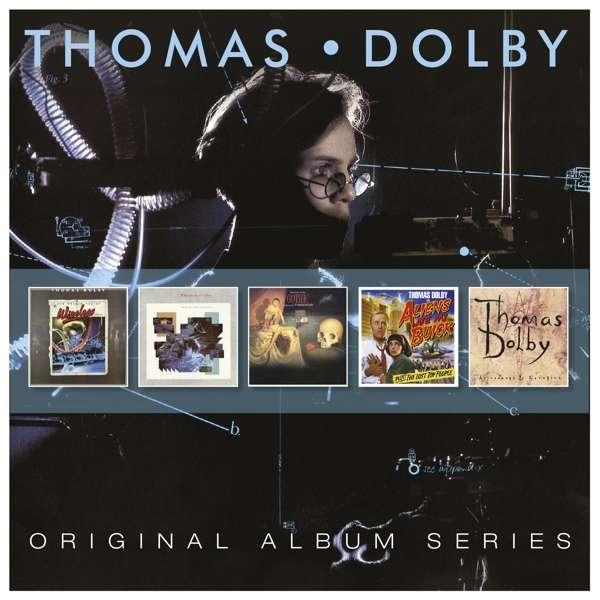 Original Album Series - Thomas Dolby - Musik - PLG - 0190295922108 - 10. november 2016