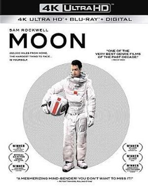 Moon - Moon - Film -  - 0043396544109 - 16/7-2019