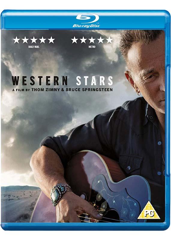 Western Stars - Bruce Springsteen - Film - WARNER HOME VIDEO - 5051892226110 - December 16, 2019