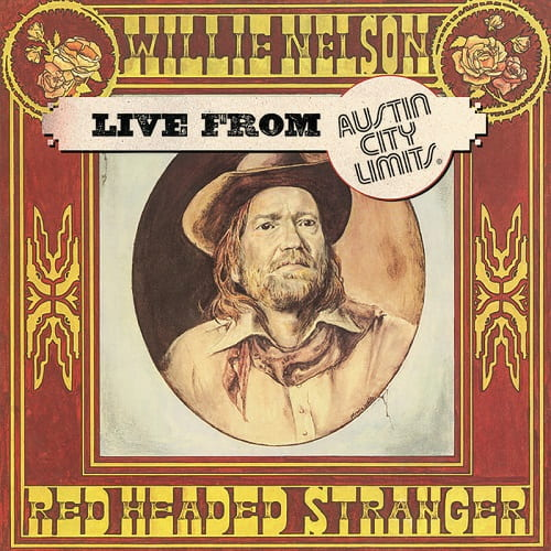 Red Headed Stranger Live from Austin City Limits - Willie Nelson - Musik - LEGACY - 0194397934113 - 27/11-2020