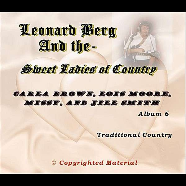 Sweet Ladies of Country - Various Artists - Musik - CD Baby - 0753182065113 - March 25, 2009