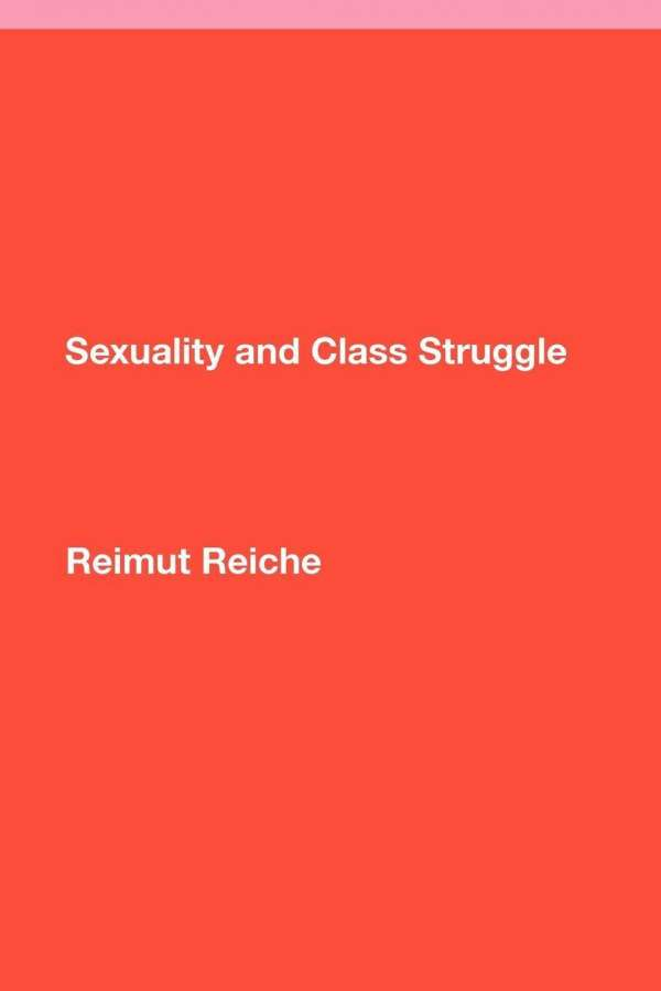 Sexuality and Class Struggle - Reimut Reiche - Bøger - Verso Books - 9781781681114 - 1970