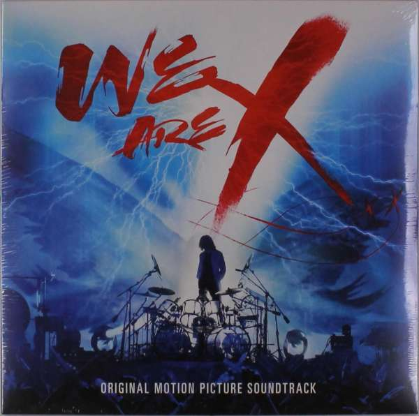 We Are X Soundtrack - X Japan - Musik - LEGACY - 0889854414115 - 24/11-2017