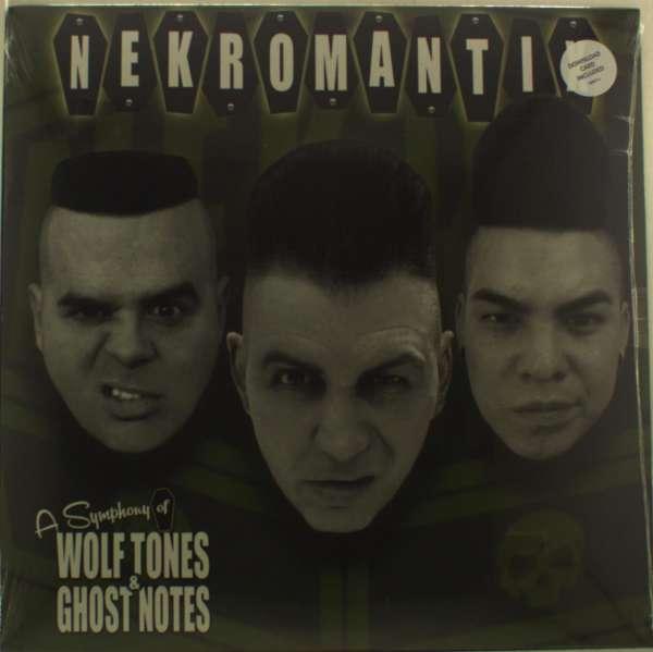 A Symphony of Wolf Tones & Ghost Notes - Nekromantix - Musik - ROCK/POP - 0045778053117 - 21/10-2016