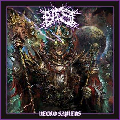 Necro Sapiens (Deep Blood Red Vinyl) - BAEST - Musik - CENTURY MEDIA - 0194398562117 - 5/3-2021