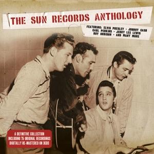 Sun Records Anthology - V/A - Musik - NOT NOW - 5060143490118 - February 14, 2008