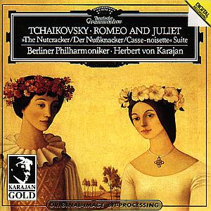 Romeo & Juliet-nutcracker - P.i. Tchaikovsky - Musik - DGG KARAJAN GOLD - 0028943902120 - 3/10-1994