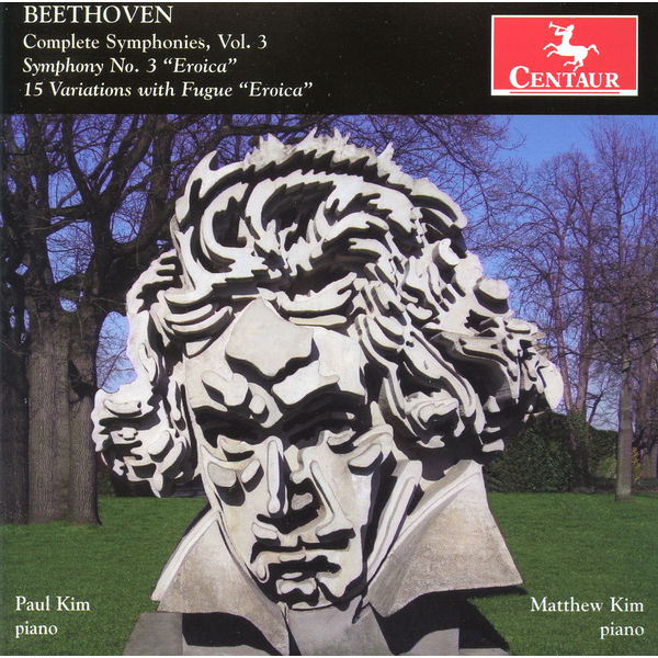 Complete Symphonies Vol.3 - Beethoven - Musik - CENTAUR - 0044747333120 - April 29, 2014