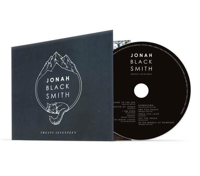 Twenty Seventeen - Jonah Blacksmith - Musik - Sony Owned - 0190758078120 - December 1, 2017