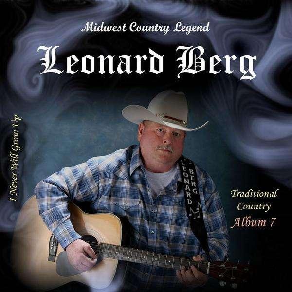 I Never Will Grow Up - Leonard Berg - Musik -  - 0753182065120 - December 15, 2009