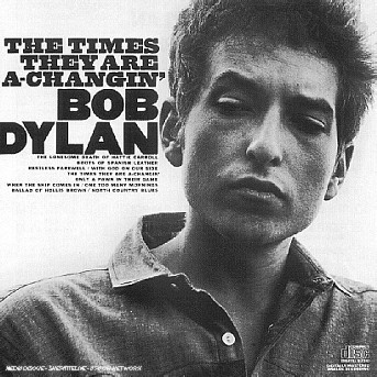 Bob Dylan - The Times They Are A-Changin' - Bob Dylan - Musik - CBS - 5099703202120 - 1970