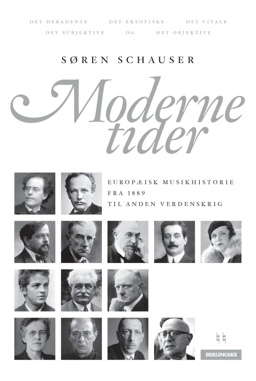 Moderne tider - Søren Schauser - Bøger - People'sPress - 9788772007120 - 26/10-2018