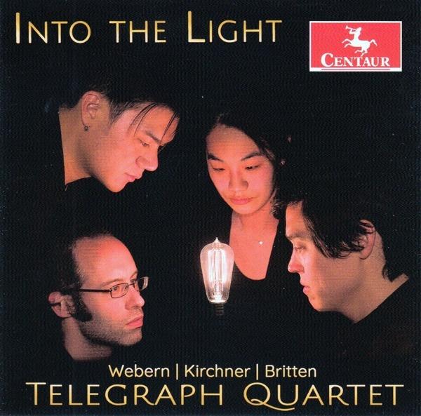 Into the Light - Telegraph Quartet - Musik - CENTAUR - 0044747365121 - 1/11-2018
